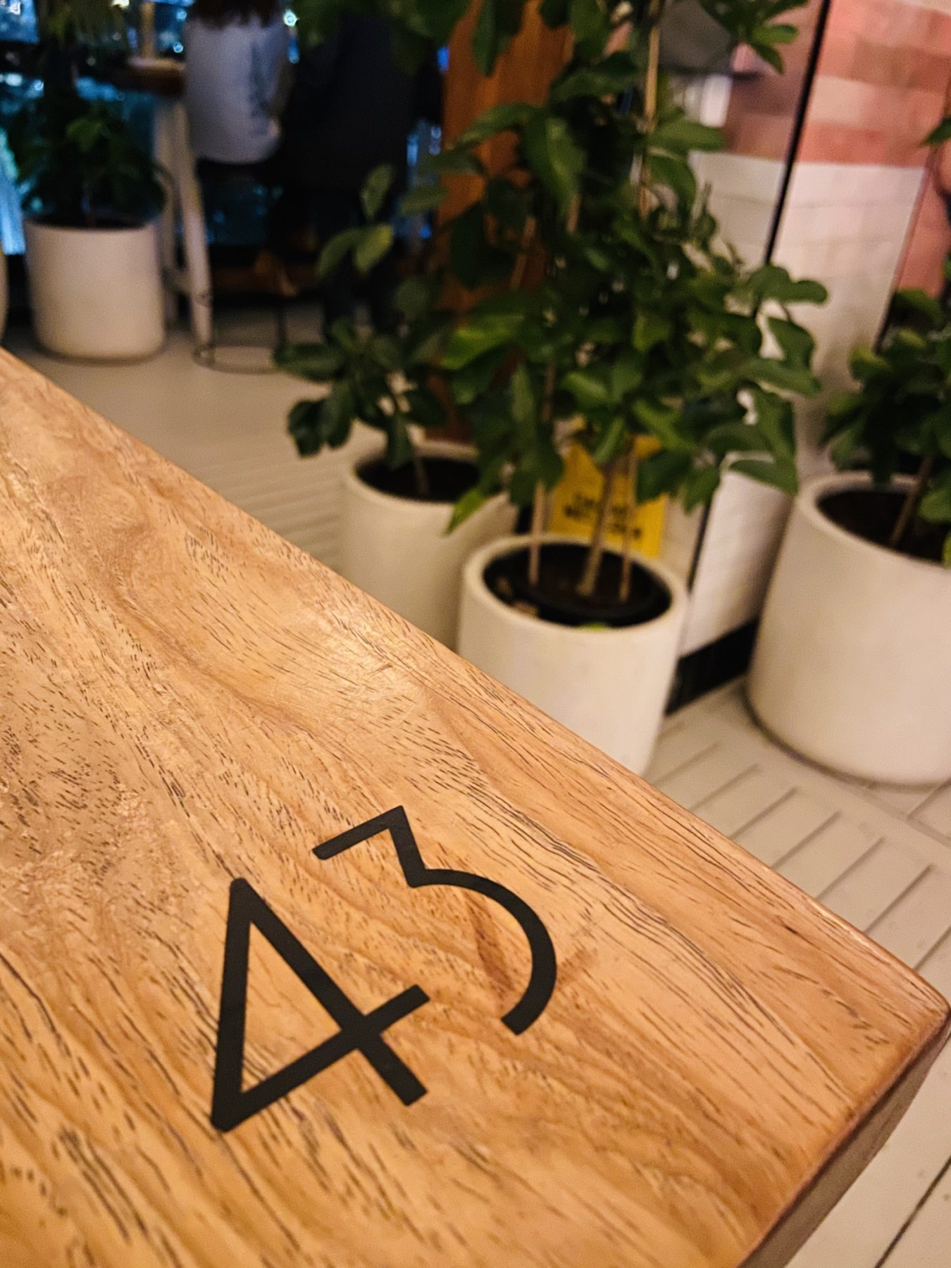 Saint Alice Table 43 - Viaduct Harbour (Auckland) - Where To Go