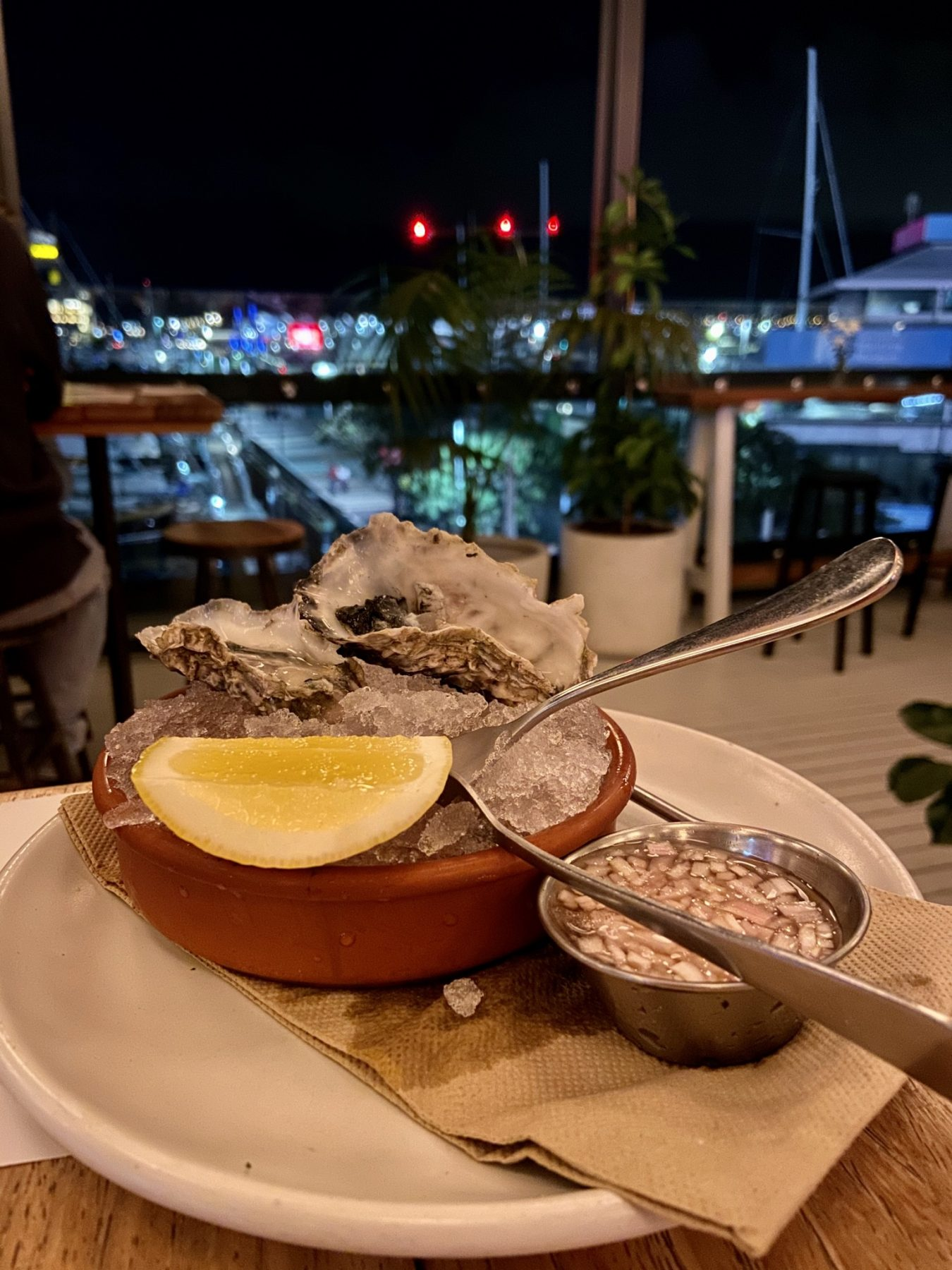 Saint Alice Oysters - Viaduct Harbour (Auckland) - Where To Go