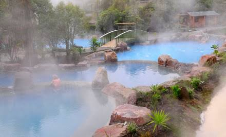Wairakei Terraces Thermal Hot Pools - (Taupo) - Where To Go