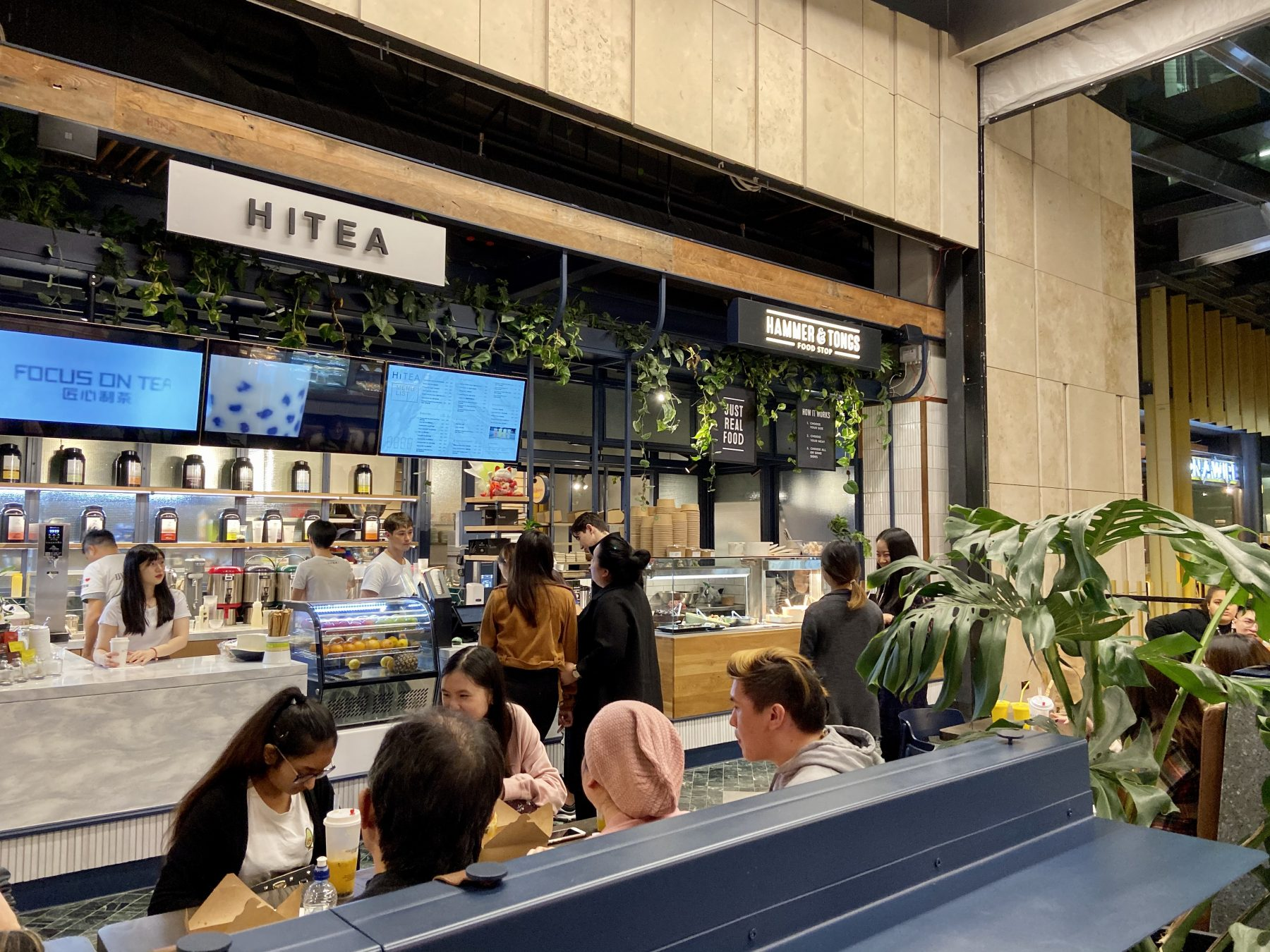 Hitea Restaurant - Commercial Bay Waterfront (Auckland) - Where To Go