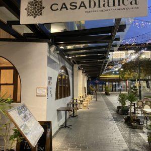 Casablanca Mediterranean Restaurant northwest auckland