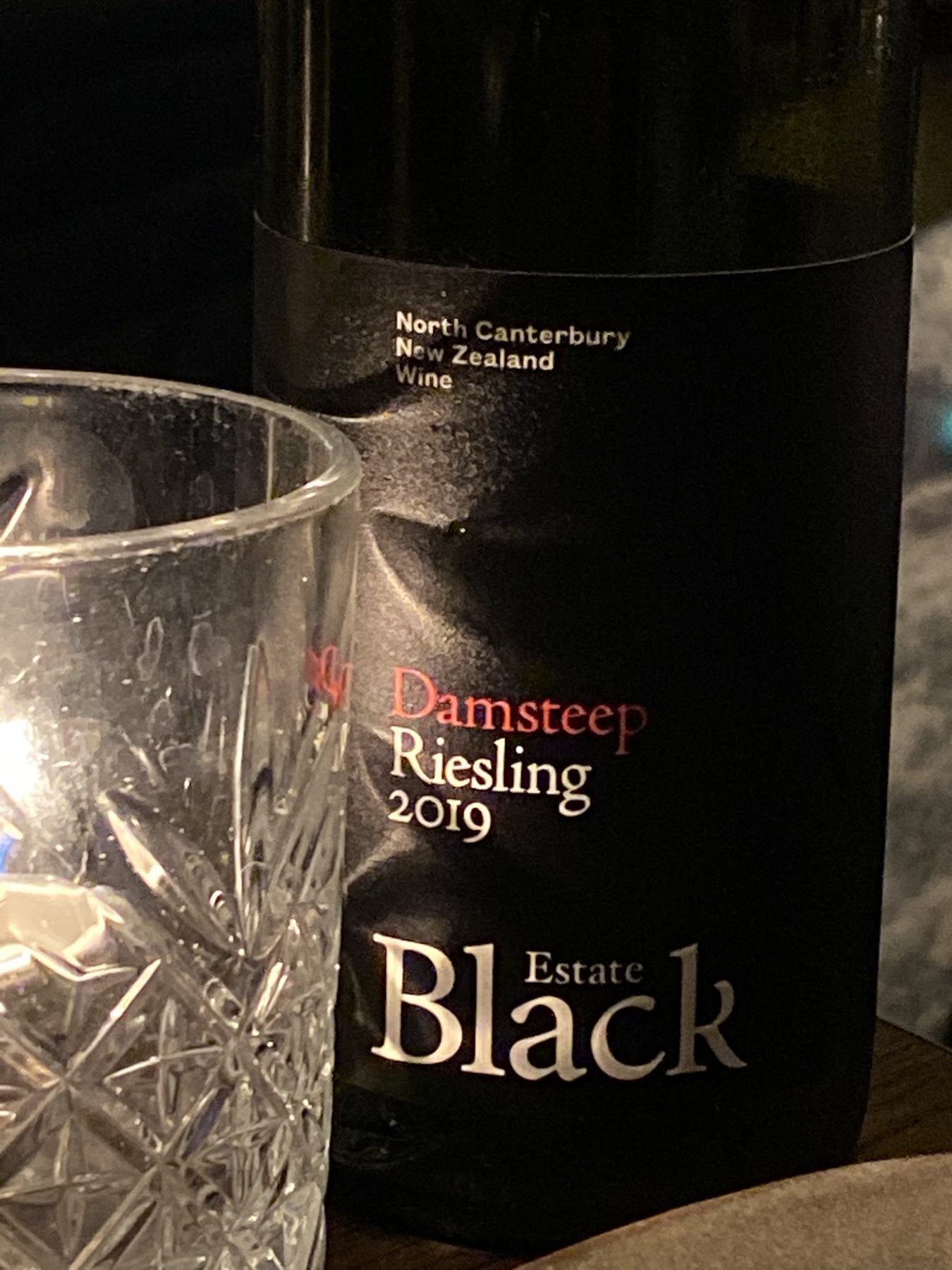 Amazonita Restaurant Black Estate Wine Christchurch