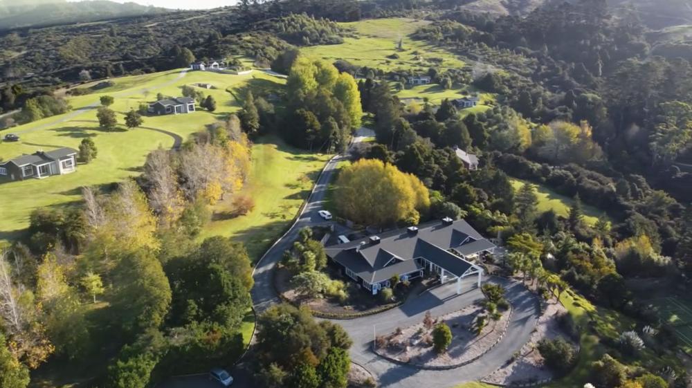 Kourawhero Mountain Lodge Auckland