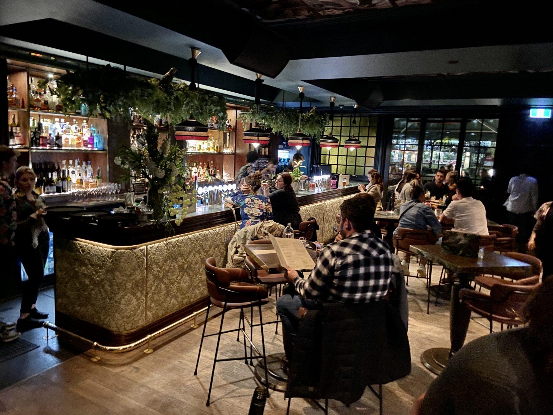 Amazonita Restaurant Bar Christchurch
