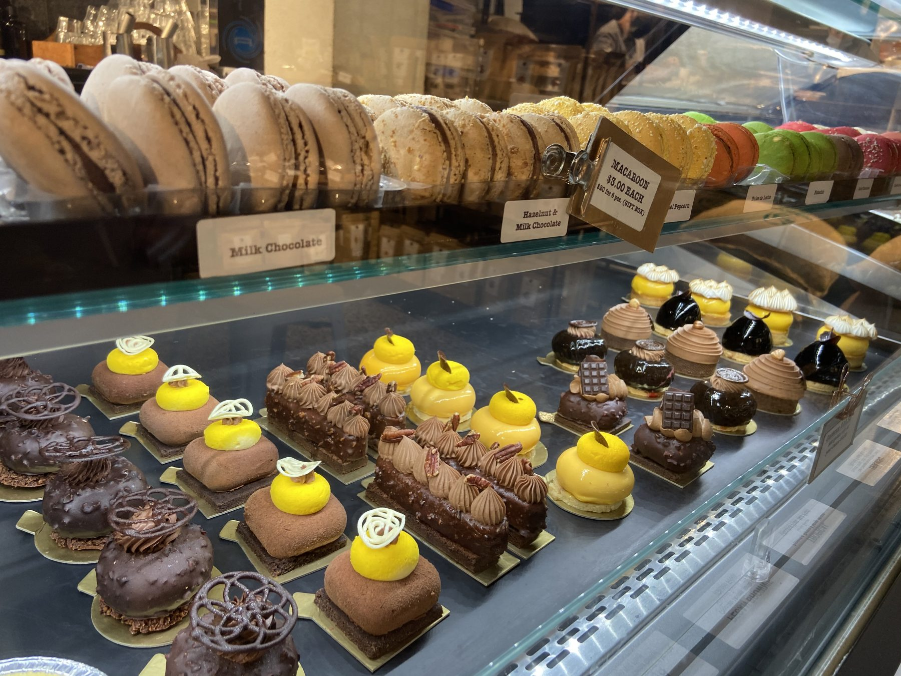 Miann Chocolate Factory Cabinet