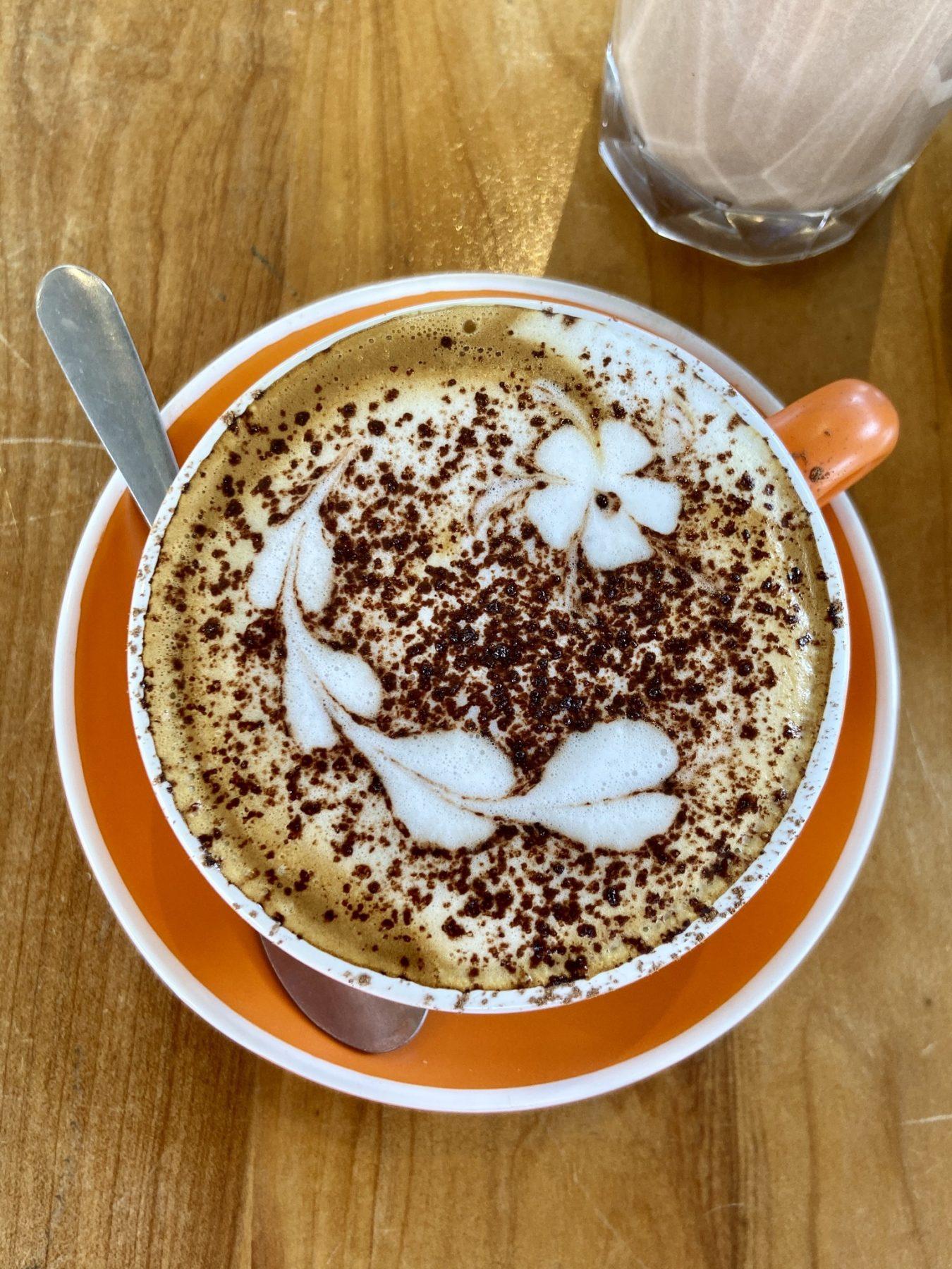 Source Cafe Latte Art