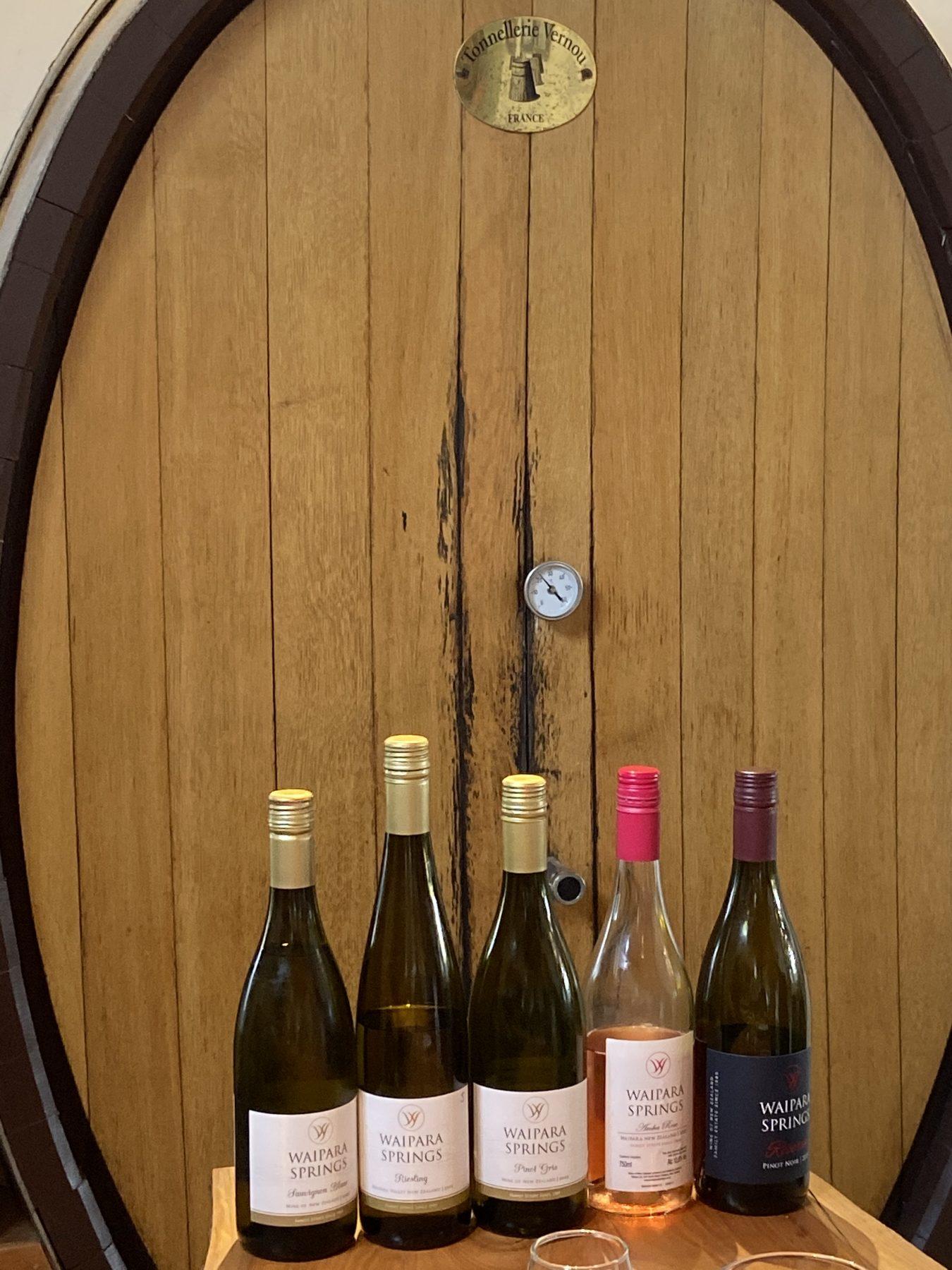 Waipara Springs Winery Cellar Door