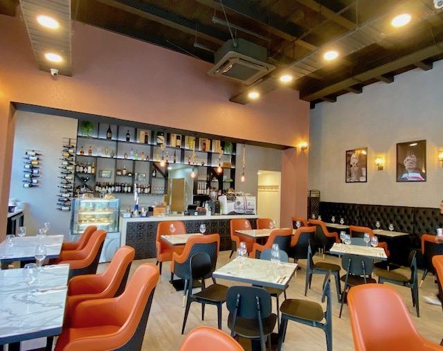 Locatelli Italian Restaurant Westgate Inside