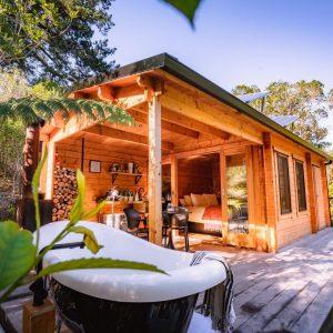 Mahoe Cabin Waikato