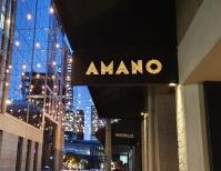 Amano Restaurant – Auckland CBD